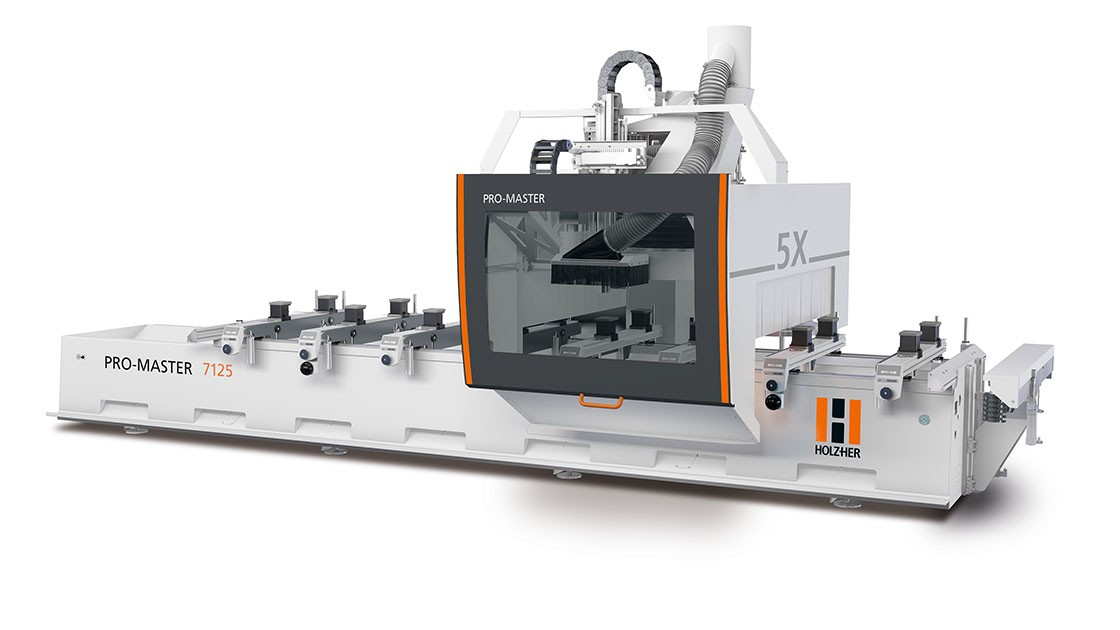 ProMaster 71 series machining centers